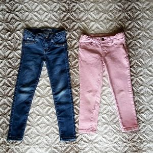 Size 4 & 5 Girls Jeans